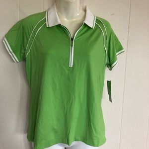 Liz Golf Women's Top Sz M